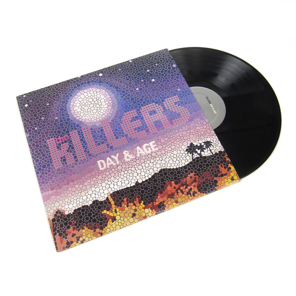 The Killers: Day & Age (180g) Vinyl LP