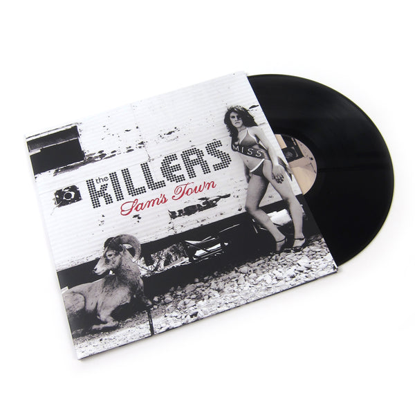 The Killers: Sam's Town (180g) Vinyl LP