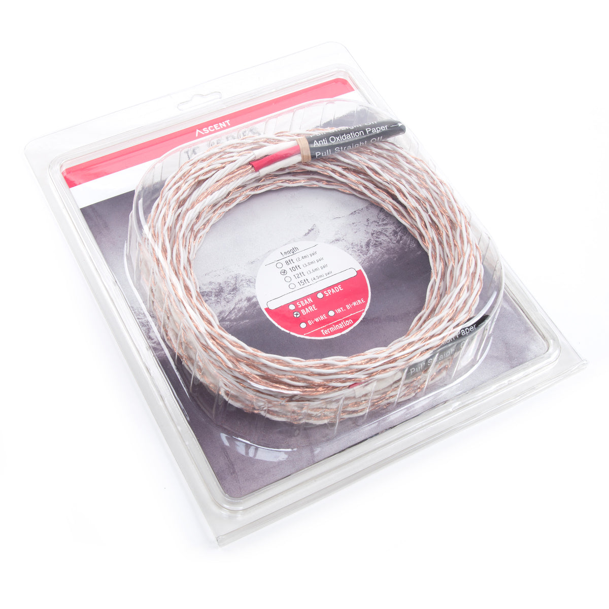 Kimber Kable: 4TC Speaker Cables - 10ft (Pair)