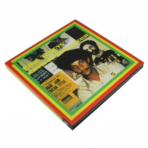 "King Tubby: King Tubby Meets Rockers Uptown 10"" Boxset"