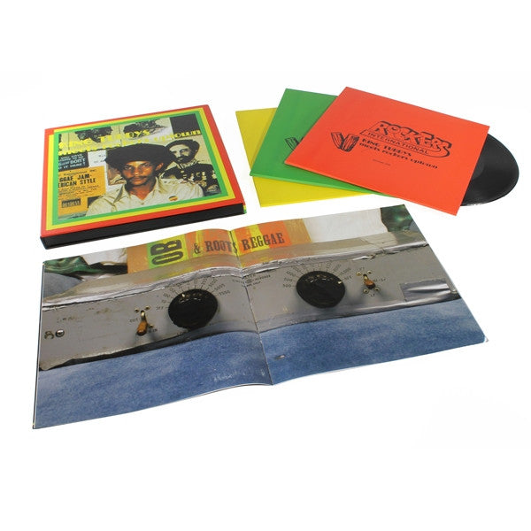 "King Tubby Meets Rockers Uptown 10"" Boxset Get On Down"
