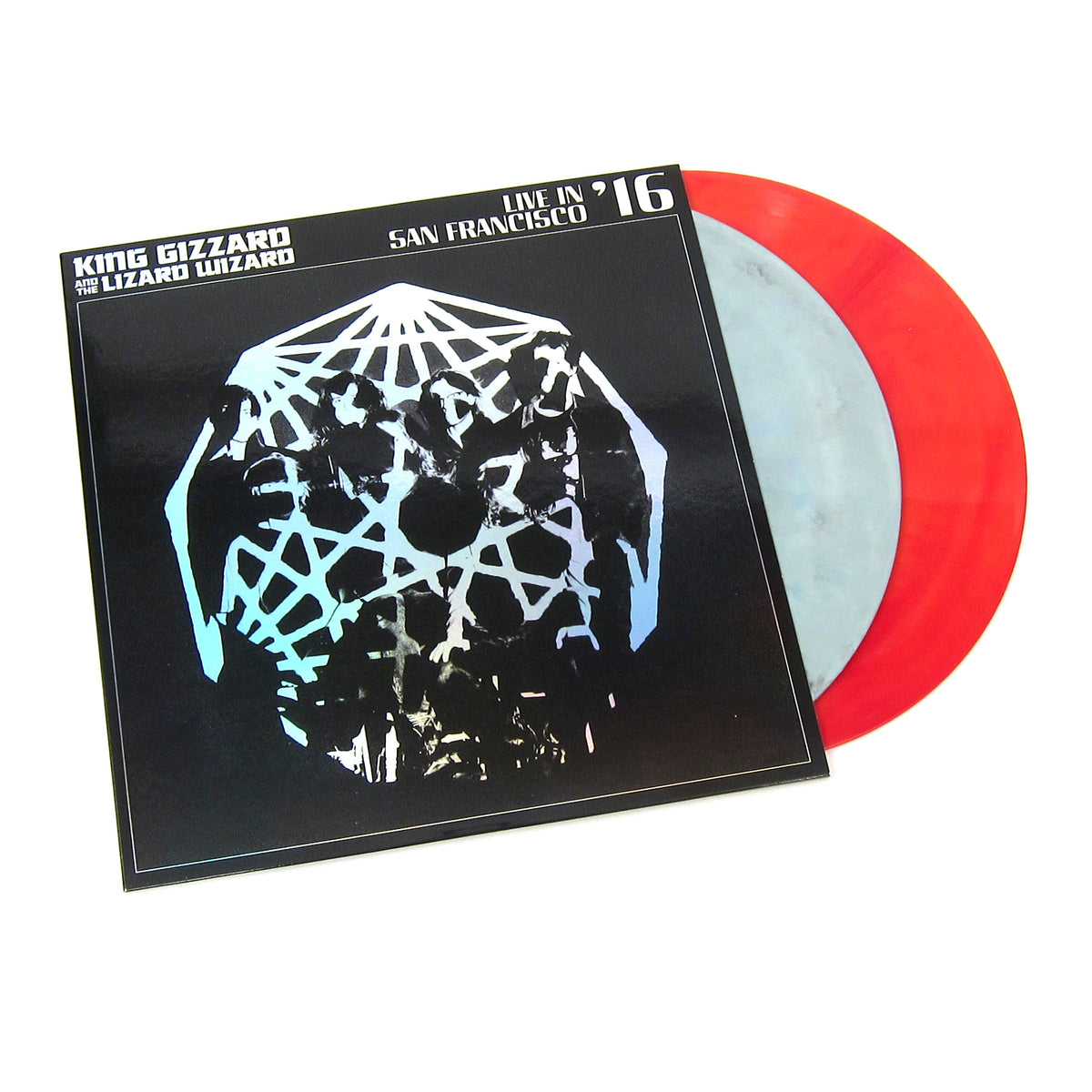 King Gizzard And The Lizard Wizard: Live In San Francisco '16 - Deluxe Edition (Colored Vinyl)