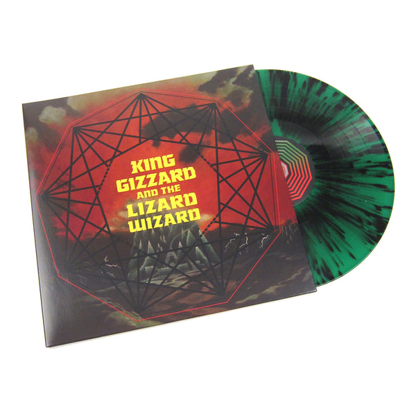 King Gizzard And The Lizard Wizard: Nonagon Infinity (Colored Vinyl) Vinyl LP