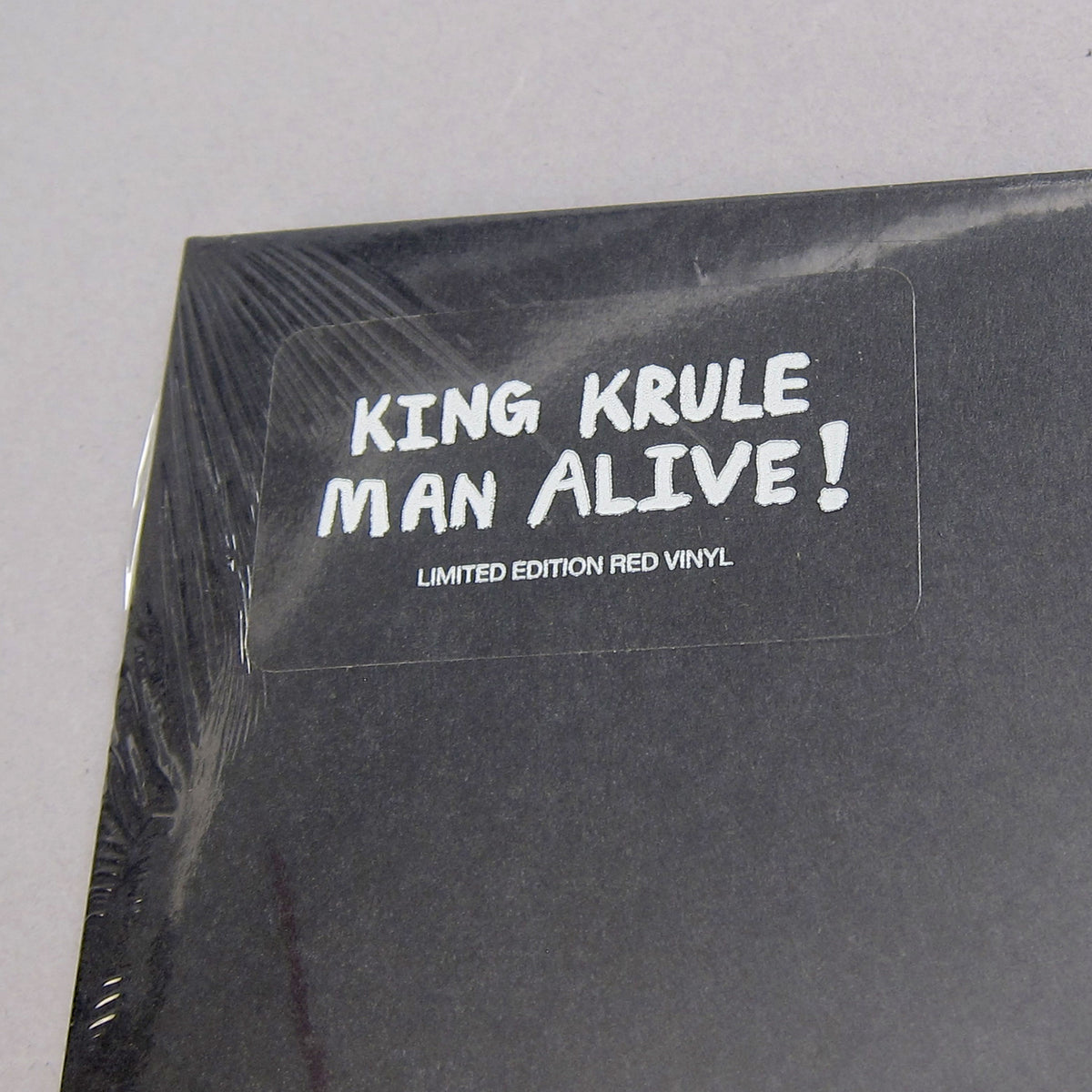 King Krule: Man Alive! (Indie Exclusive Colored Vinyl) Vinyl LP