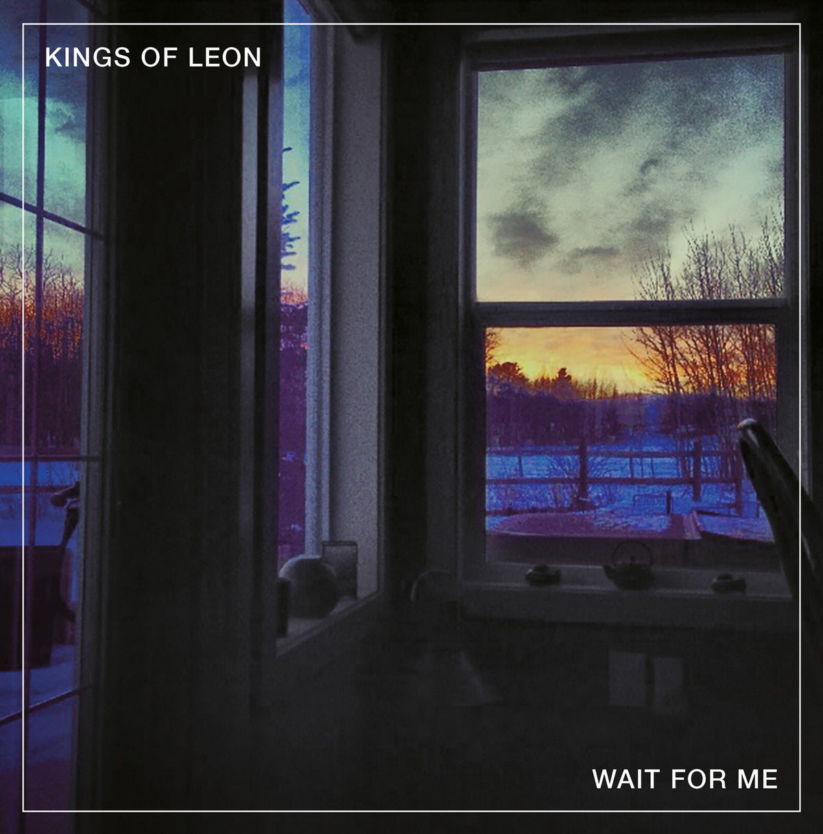 "Kings Of Leon: Wait For Me Vinyl 7"" (Record Store Day 2014)"