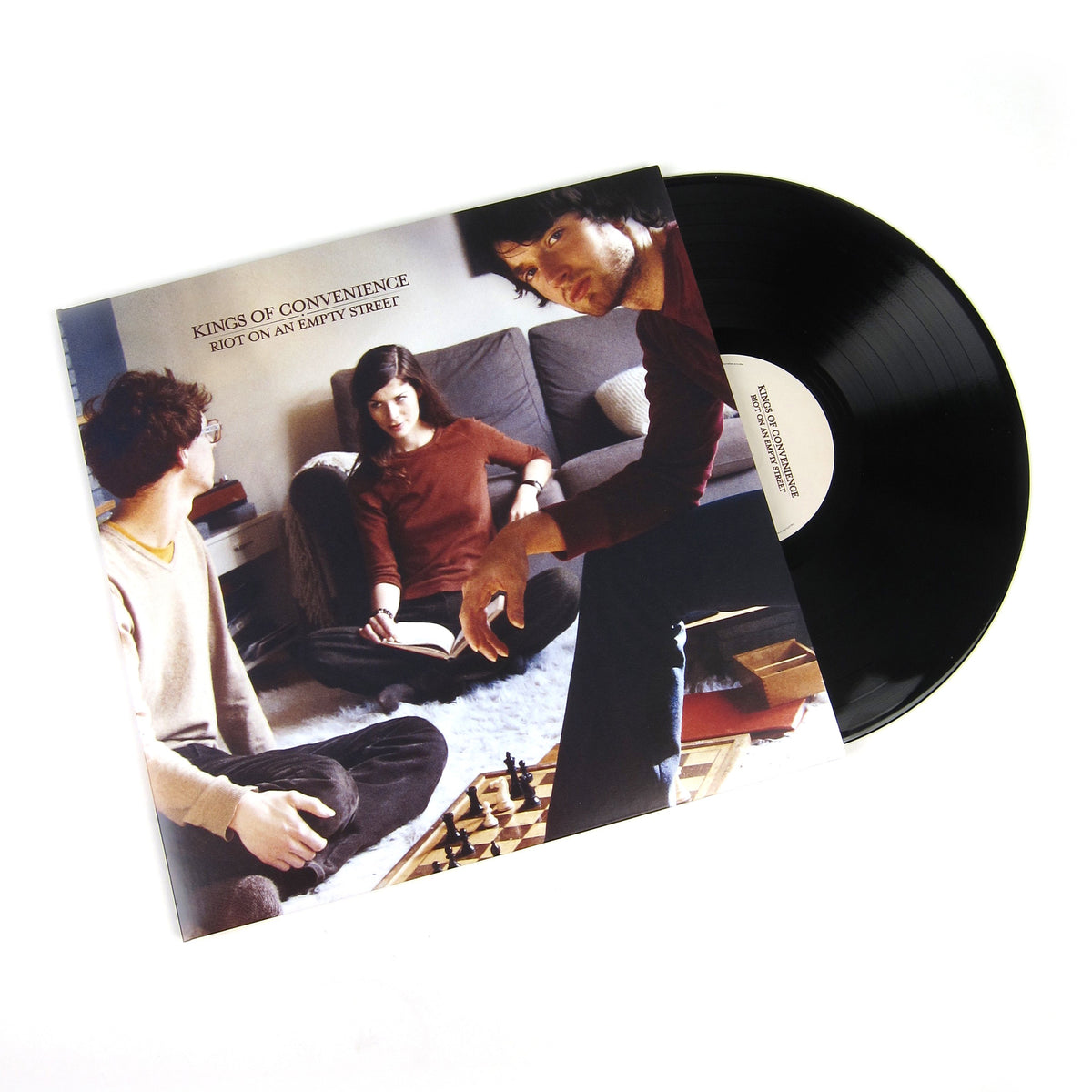 Kings Of Convenience: Riot On An Empty Street Vinyl LP