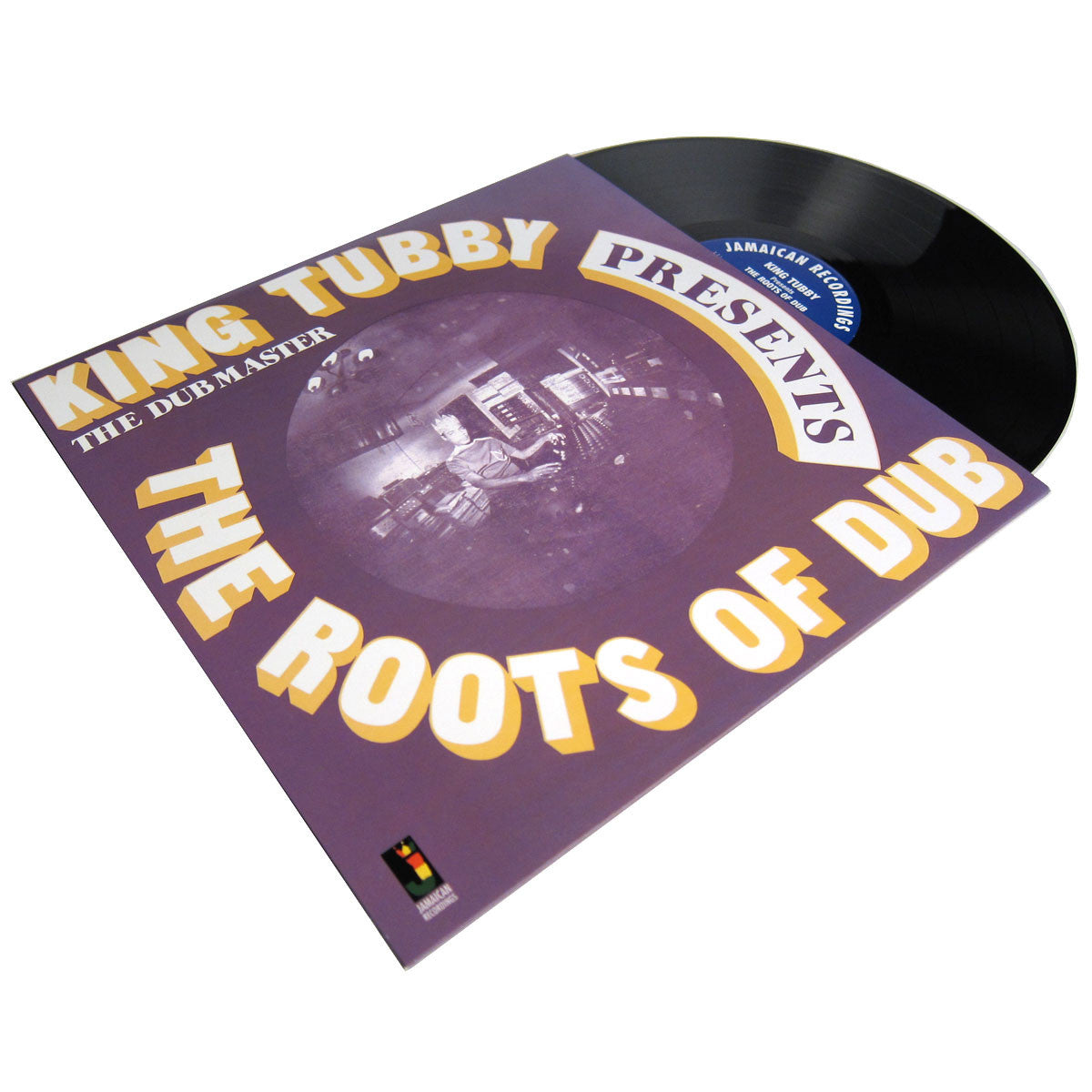 King Tubby: Presents The Roots Of Dub Vinyl LP