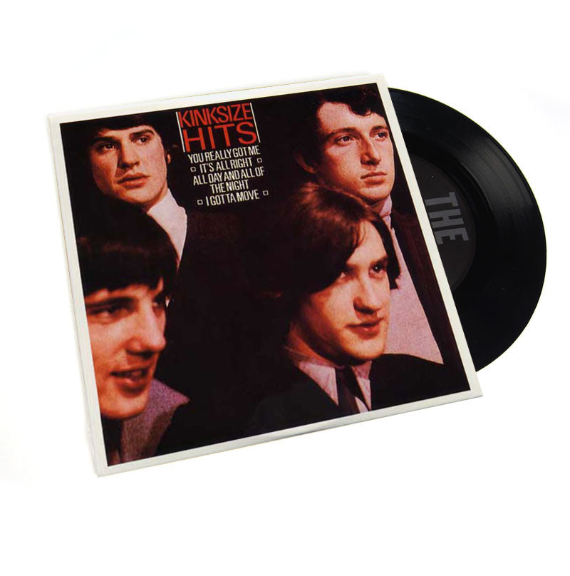 "The Kinks: Kinksize Hits Vinyl 7"" (Record Store Day)"