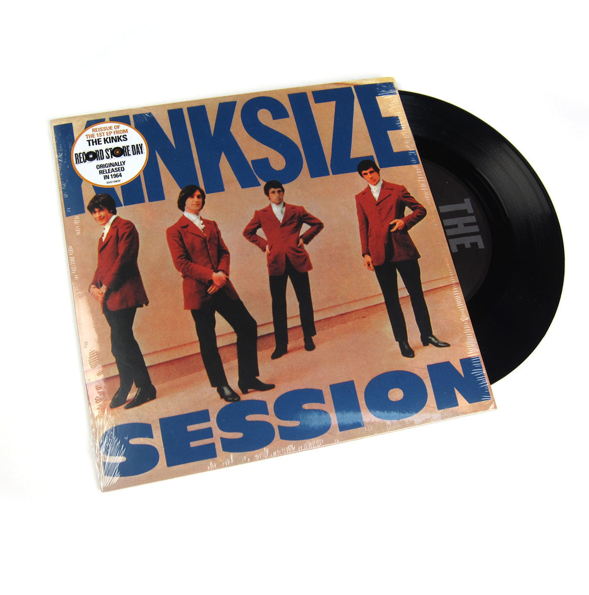 "The Kinks: Kinksize Session Vinyl 7"" (Record Store Day)"
