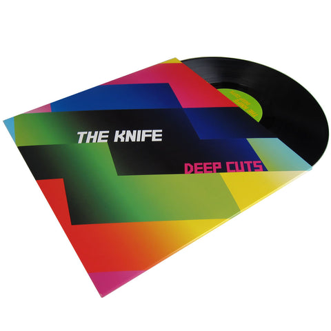 The Knife: Deep Cuts (180g, Free CD) 2LP