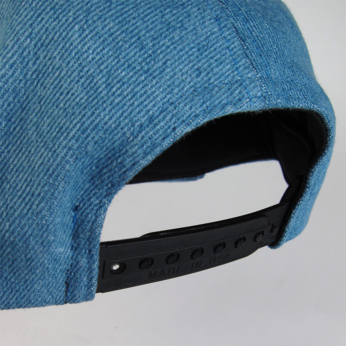 Know Wave: Know Wave Logo 5 Panel - Light Denim