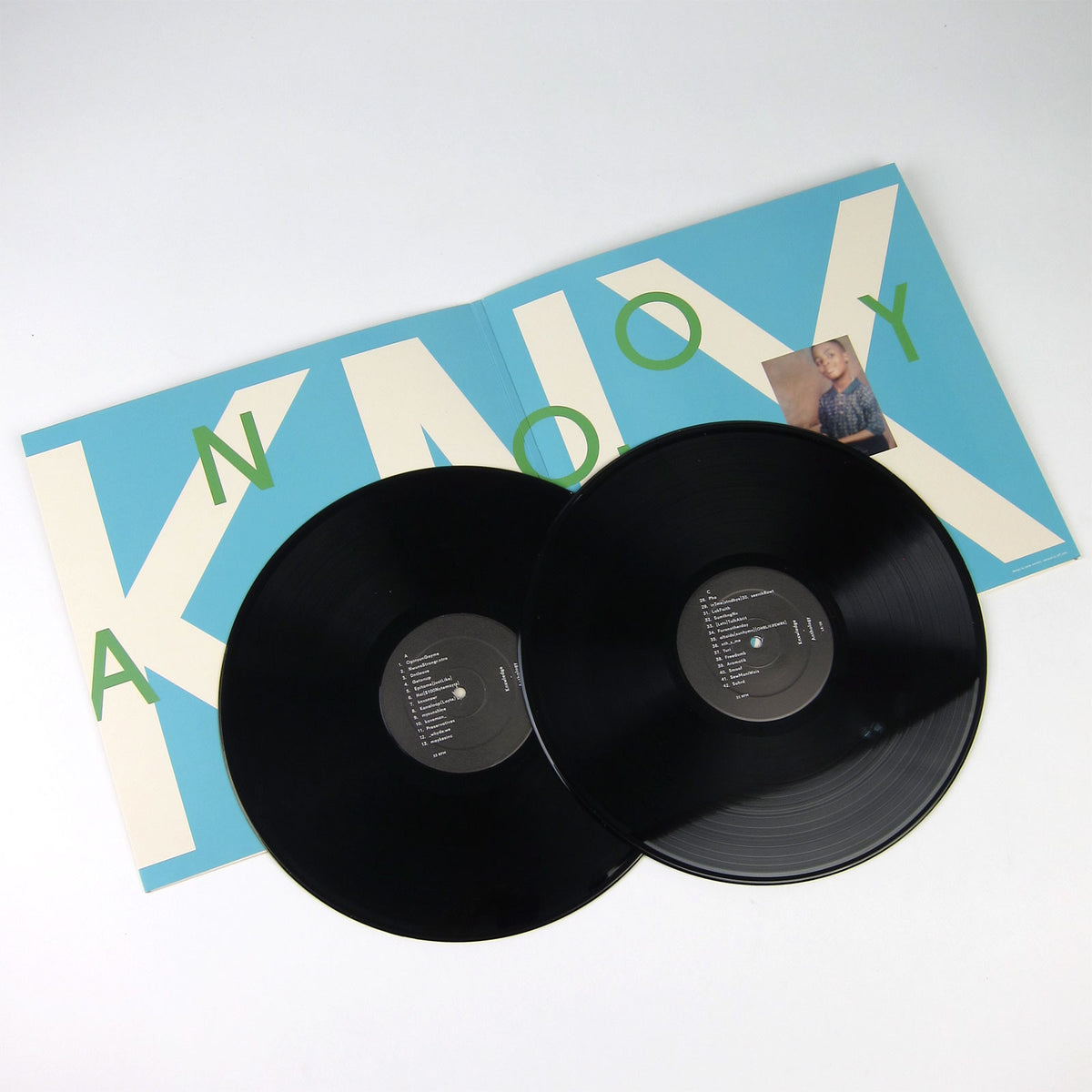 Knxwledge: Anthology Vinyl 2LP