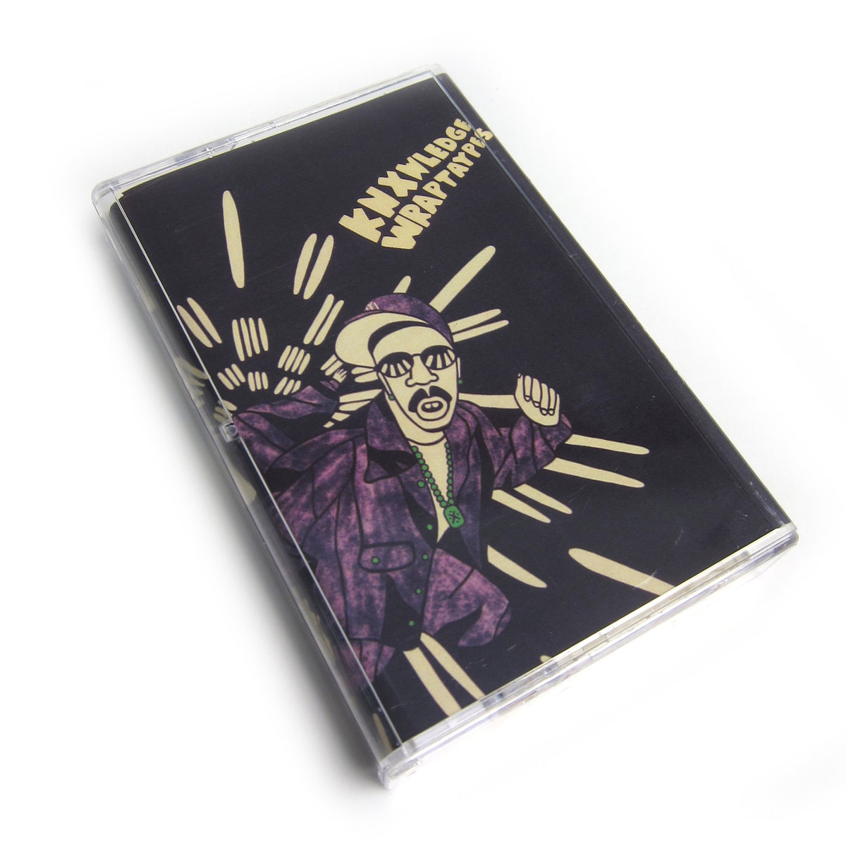 Knxwledge: Wraptaypes Cassette