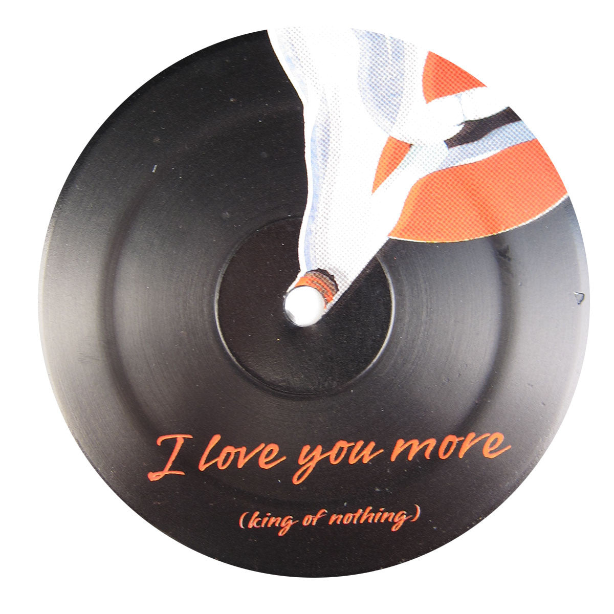 Rene & Kongela: I Love You More (Kon) Vinyl 12""