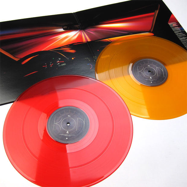 Kon: On My Way (Colored Vinyl) 2LP 2