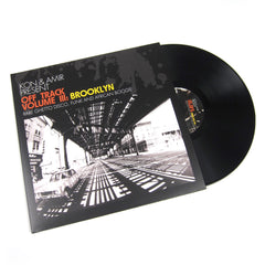 Kon & Amir: Off Track Volume III - Brooklyn Vinyl 2LP