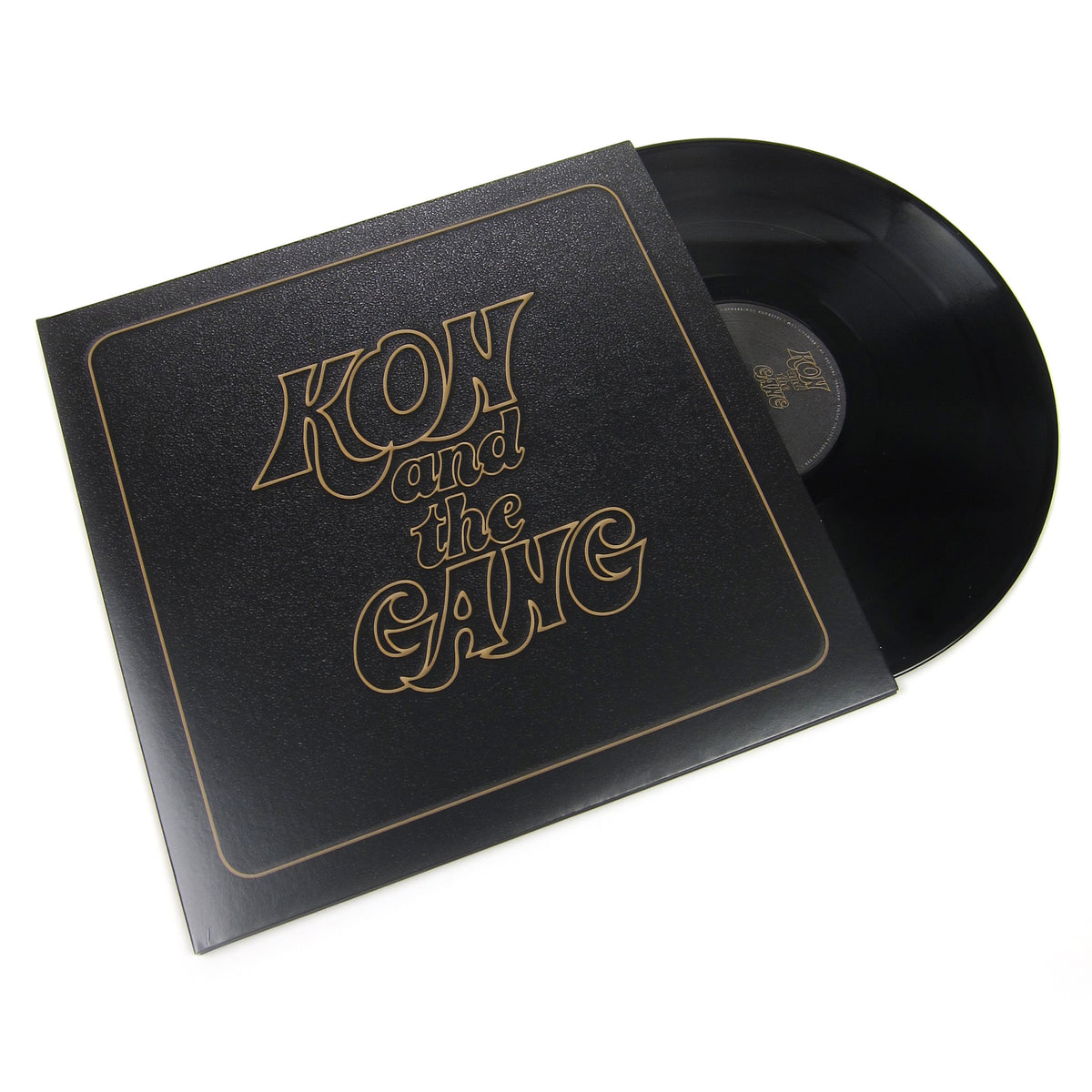 Kon And The Gang: Kon And The Gang Vinyl 2LP