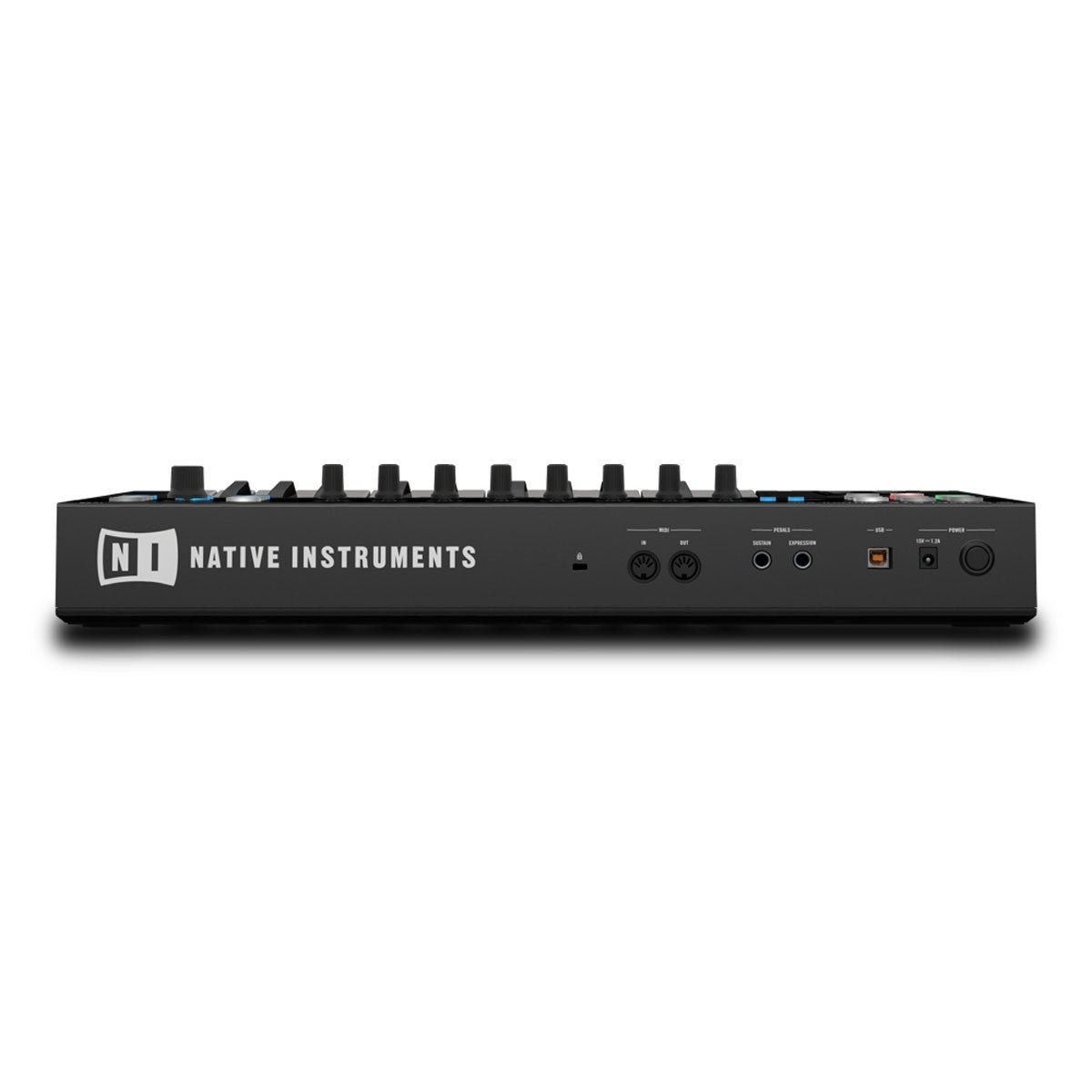 Native Instruments: Komplete Kontrol S25 Keyboard Controller back