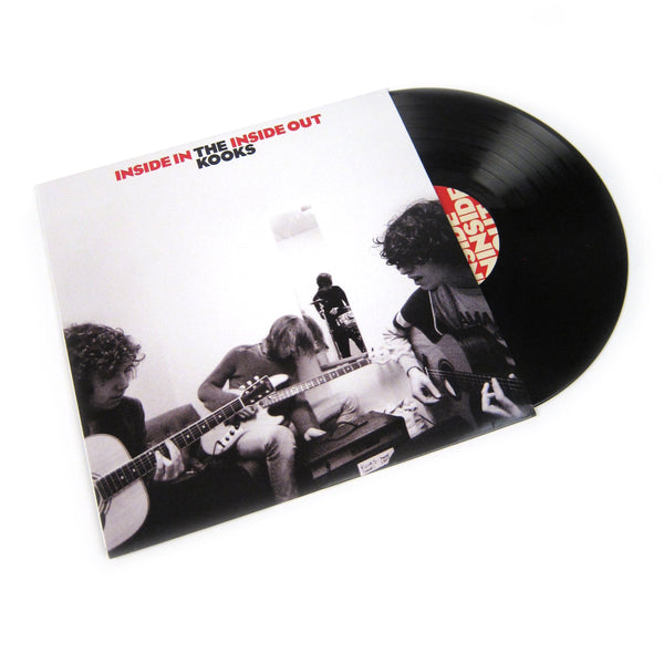 The Kooks: Inside In / Inside Out Vinyl LP