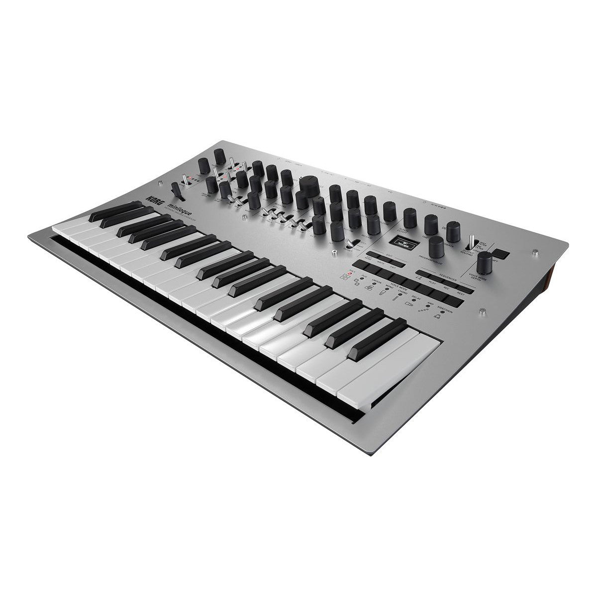 Korg: Minilogue Polyphonic Analog Synthesizer