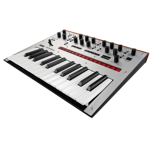 Korg: Monologue Monophonic Analog Synthesizer - Silver