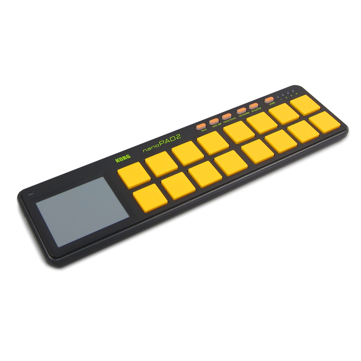 Korg: nanoPAD2 Controller - Orange / Green