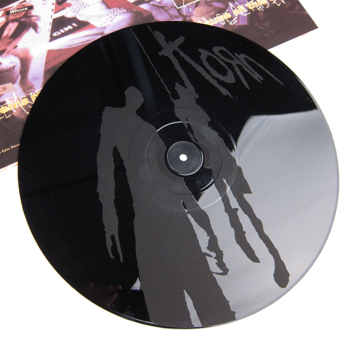 Korn: Korn Vinyl 2LP (Record Store Day) detail