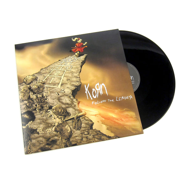 Korn: Follow The Leader Vinyl 2LP