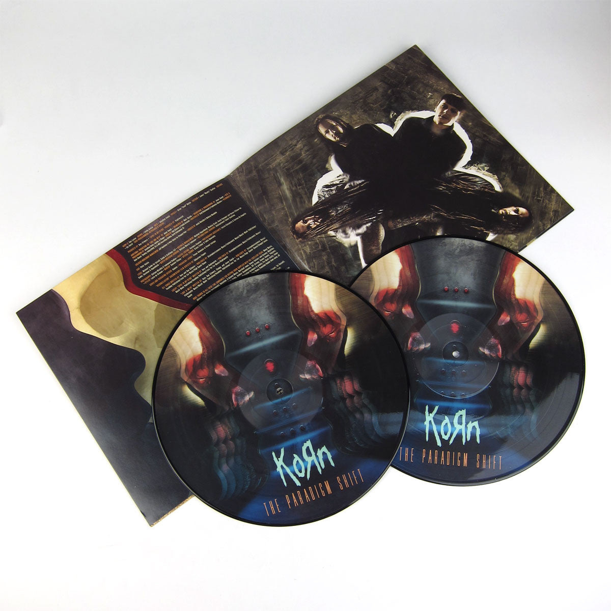 Korn: The Paradigm Shift (Picture Disc) Vinyl LP (Record Store Day)
