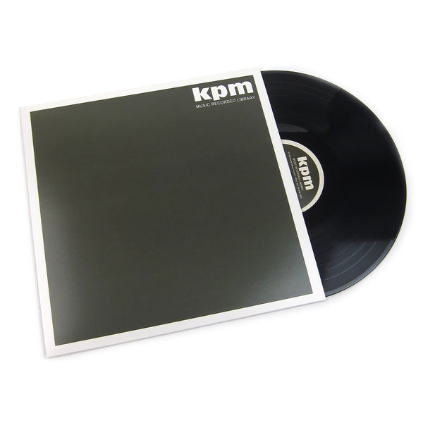 KPM Music Library: Visual Impact Vinyl (180g) LP
