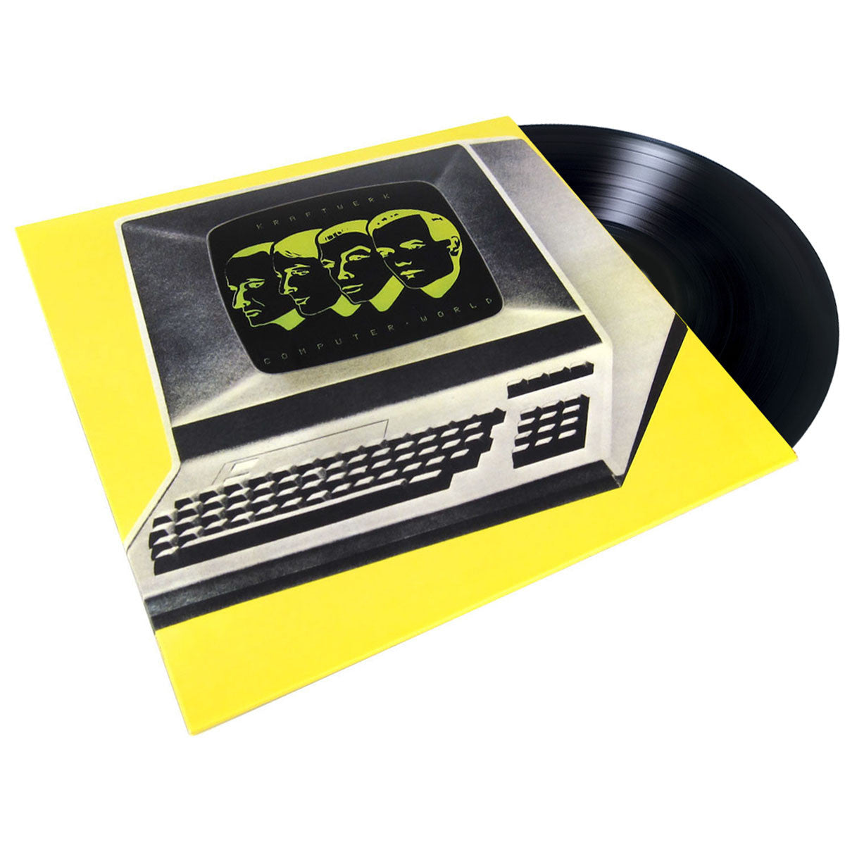 Kraftwerk: Computer World Vinyl LP