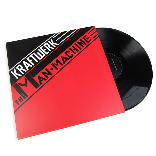 Kraftwerk: The Man Machine (180g) Vinyl LP