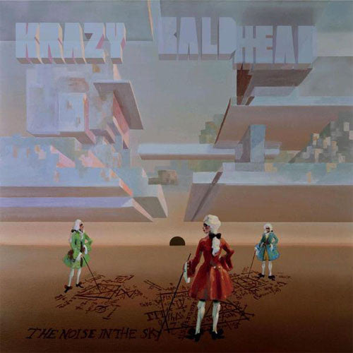 Krazy Baldhead: The Noise In The Sky LP + CD