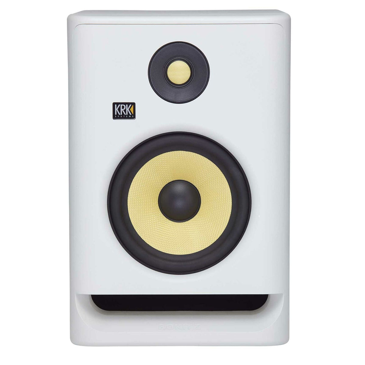 KRK: Rokit RP7 G4 Pro Studio Monitors - Pair / White