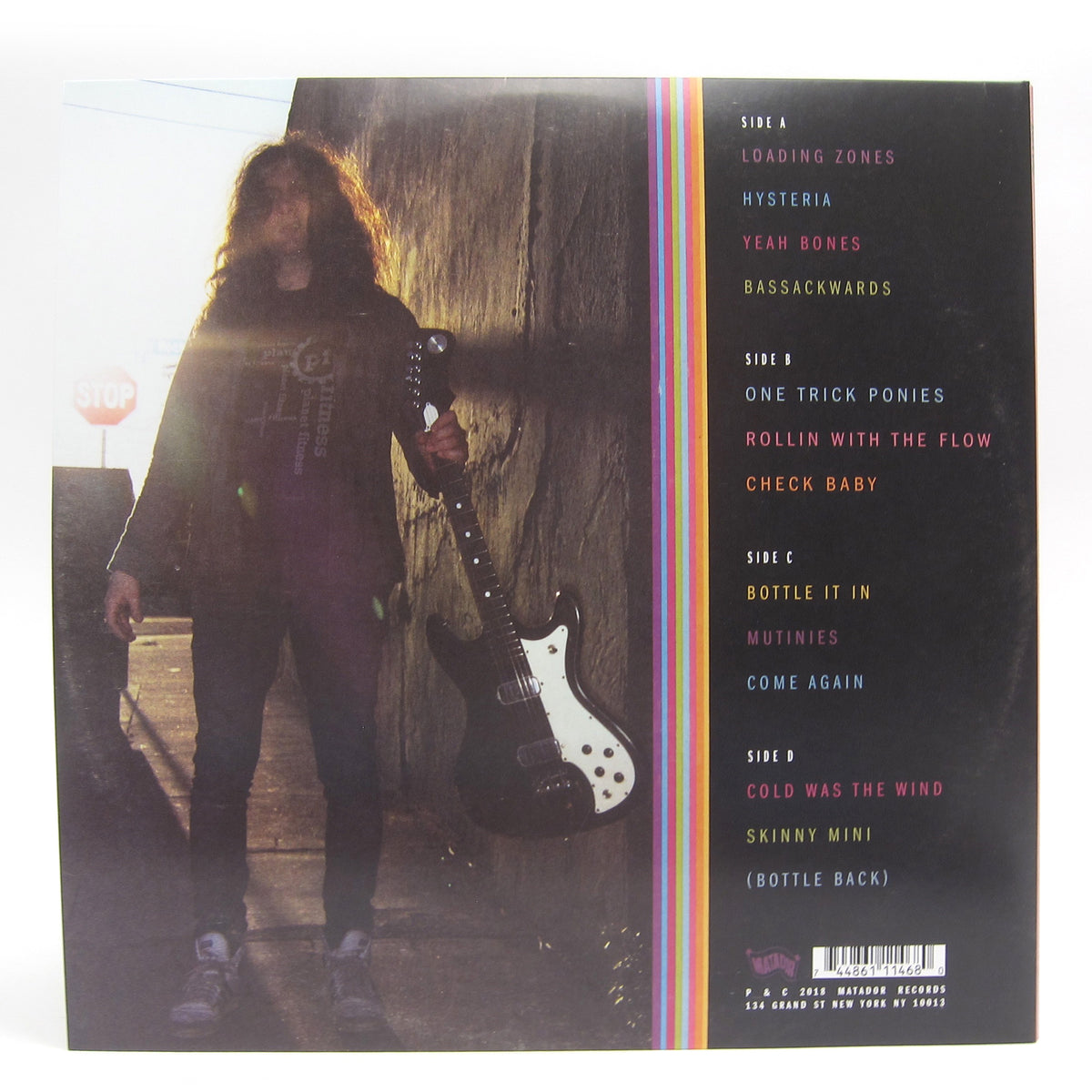 Kurt Vile: Bottle It In (Indie Exclusive Colored Vinyl) Vinyl 2LP