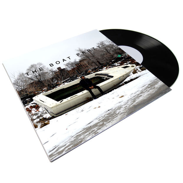 KMFH: The Boat Party (Kyle Hall) 2LP
