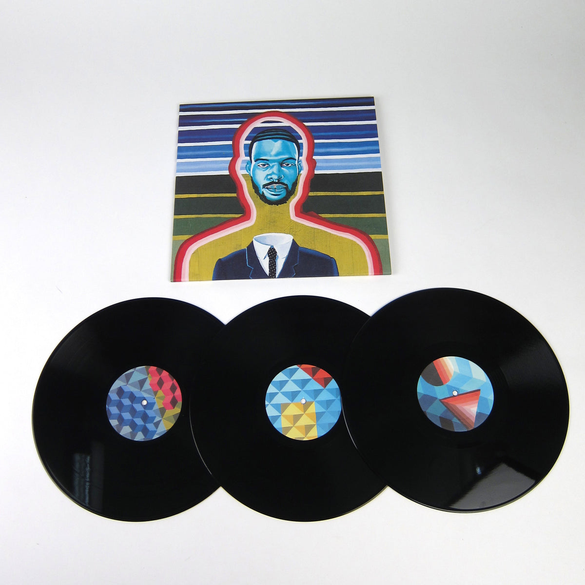 Kyle Hall: From Joy Vinyl 3LP