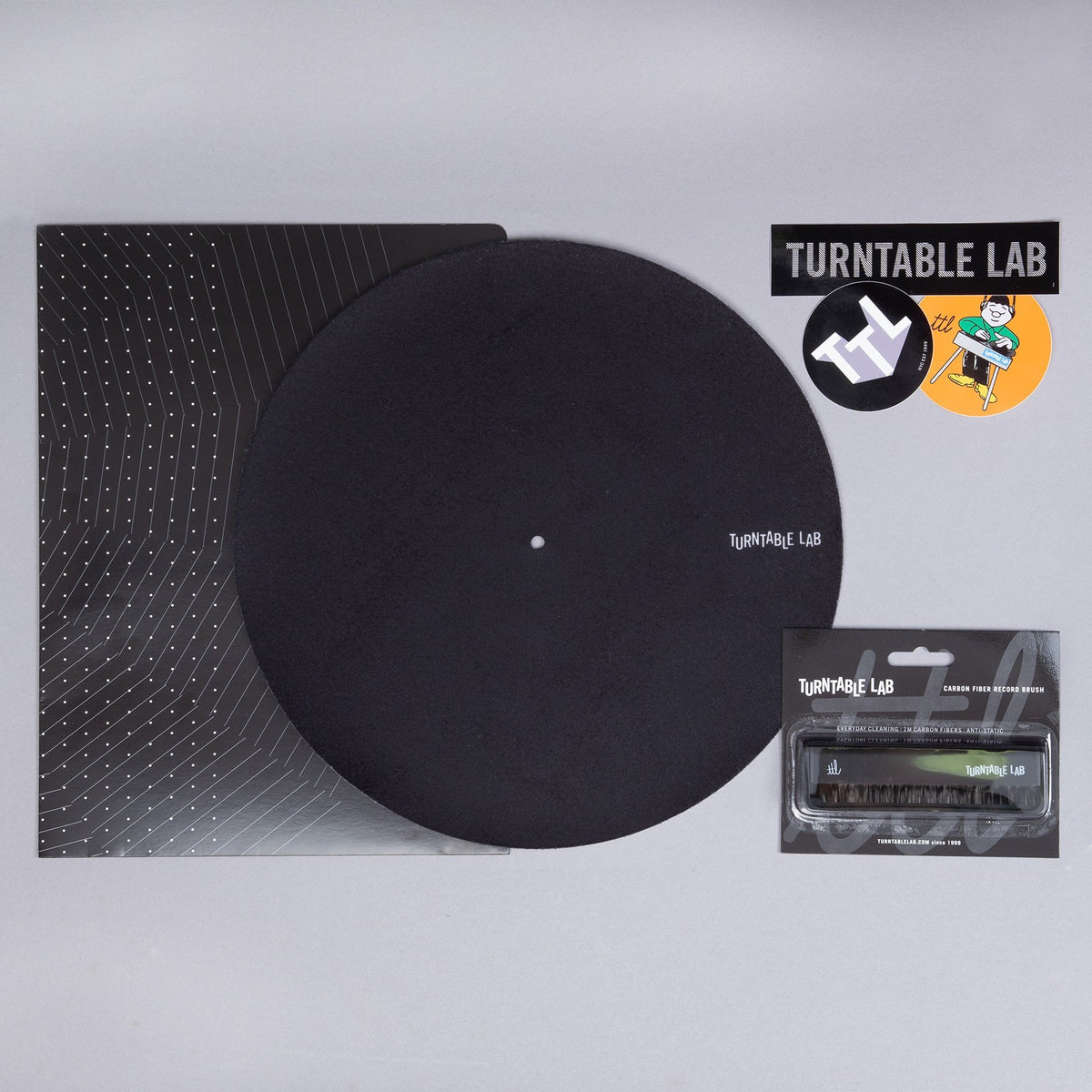 Audio-Technica: AT-LP60X / Kanto YU4 / Turntable Package (TTL Setup)