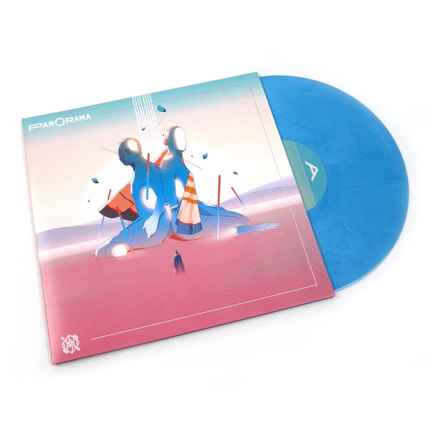 La Dispute: Panorama (Blue Colored Vinyl) Vinyl LP