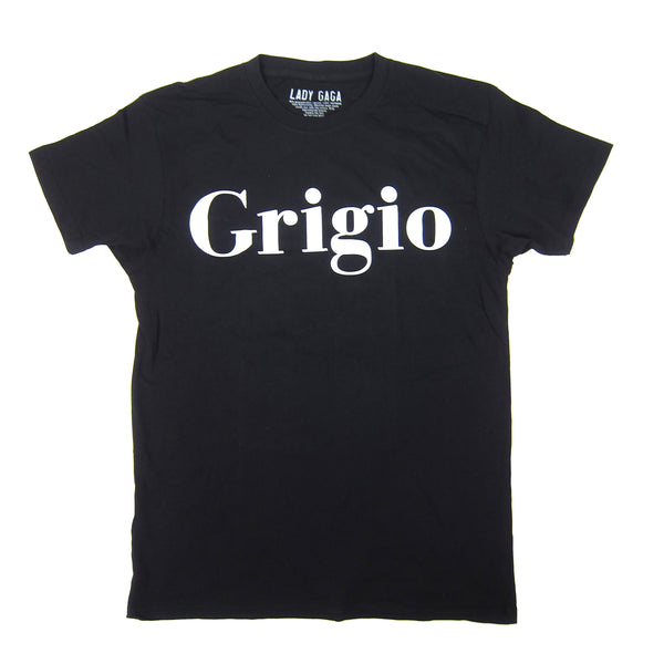 Lady Gaga: Grigio Shirt - Black