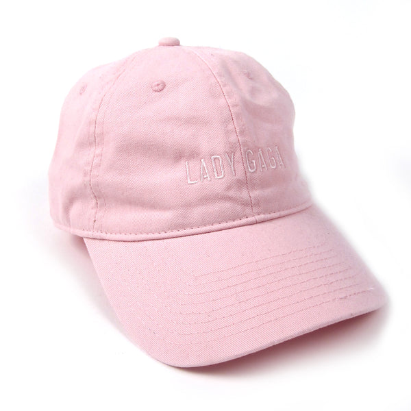 Lady Gaga: Dad Hat - Pink