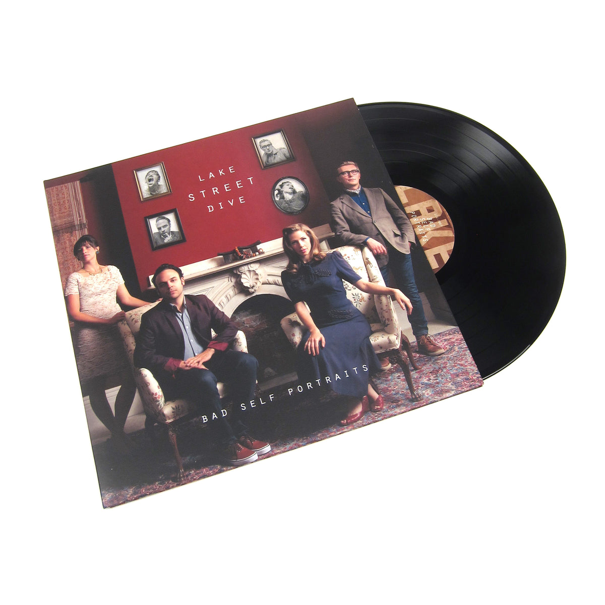 Lake Street Dive: Bad Self Portraits Vinyl LP