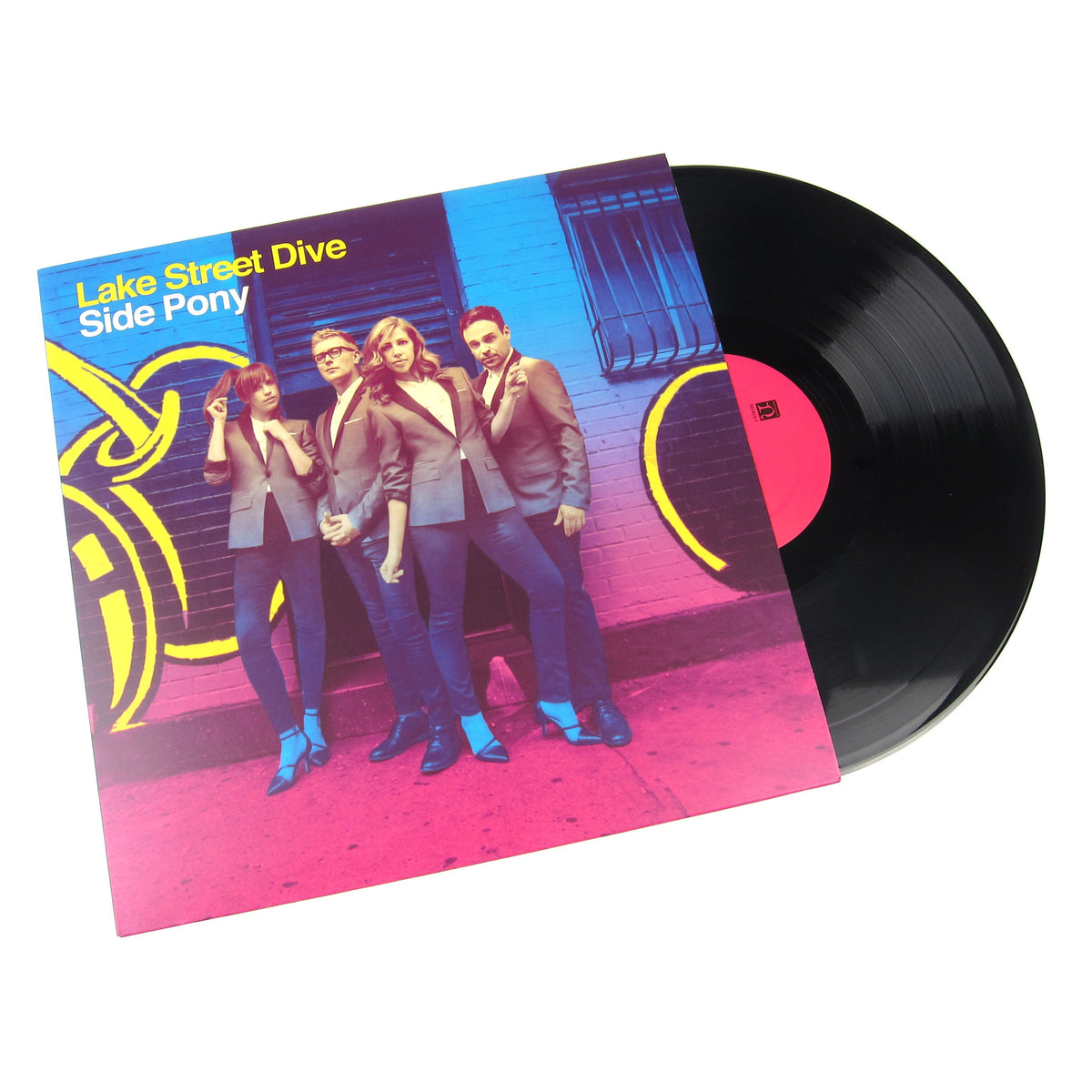 Lake Street Dive: Side Pony Vinyl LP