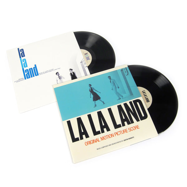Justin Hurwitz: La La Land Vinyl LP Album Pack (Soundtrack, Score)