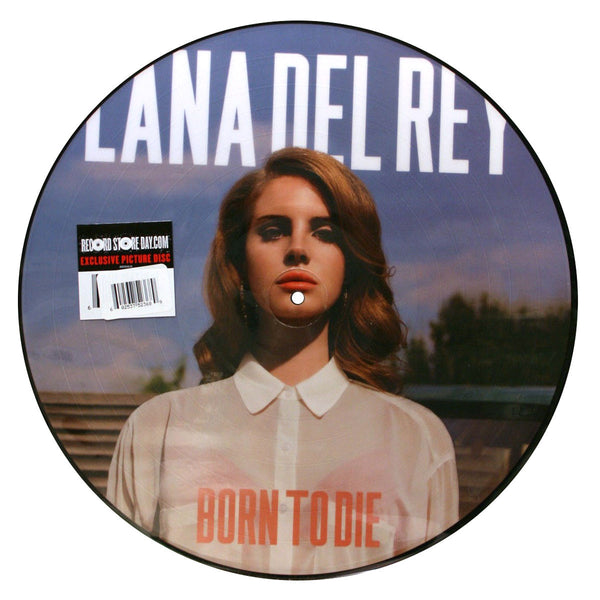 Lana Del Rey Born To Die Picture Disc Lp Record Store