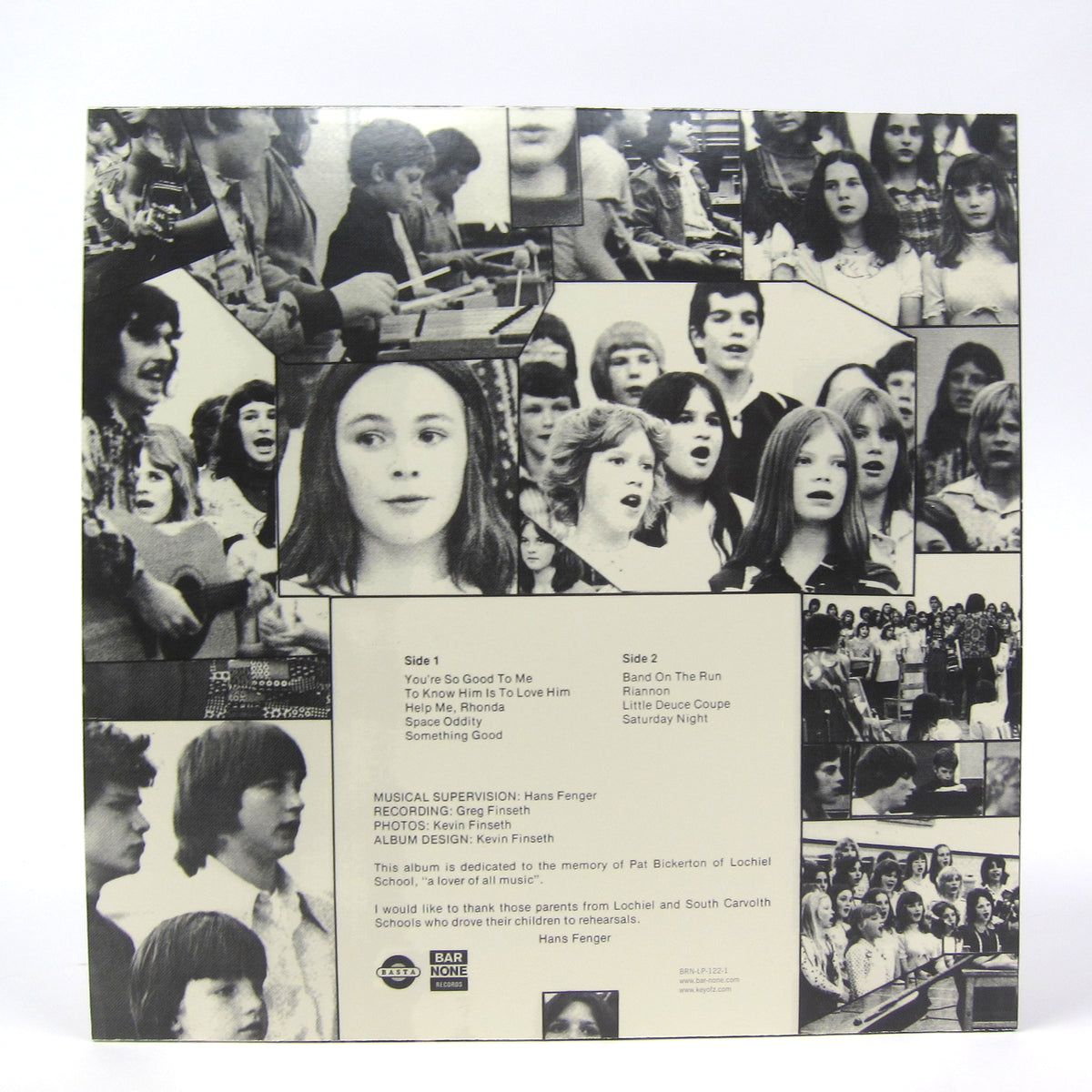 The Langley Schools Music Project: Innocence and Despair Vinyl 2LP