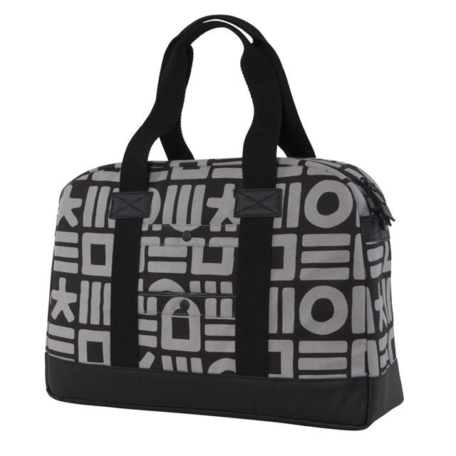Hex: Hex x Haze Laptop Duffel - Black / Grey (HX1315) back