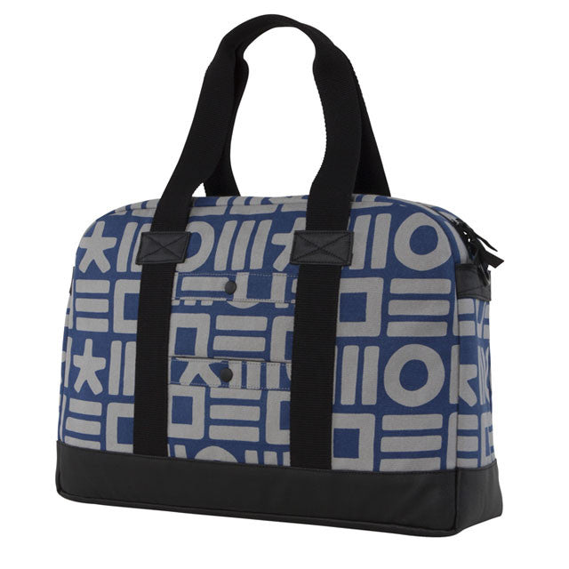 Hex: Hex x Haze Laptop Duffel - Blue / Grey (HX1315) back