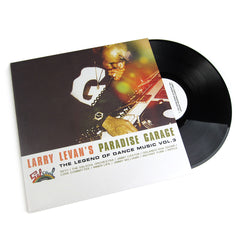 Larry Levan: Larry Levan's Paradise Garage - The Legend Of Dance Music Vol.3 Vinyl 3LP