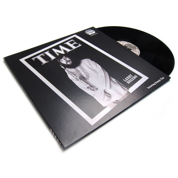 Larry Nozero: Time (180g) 2LP